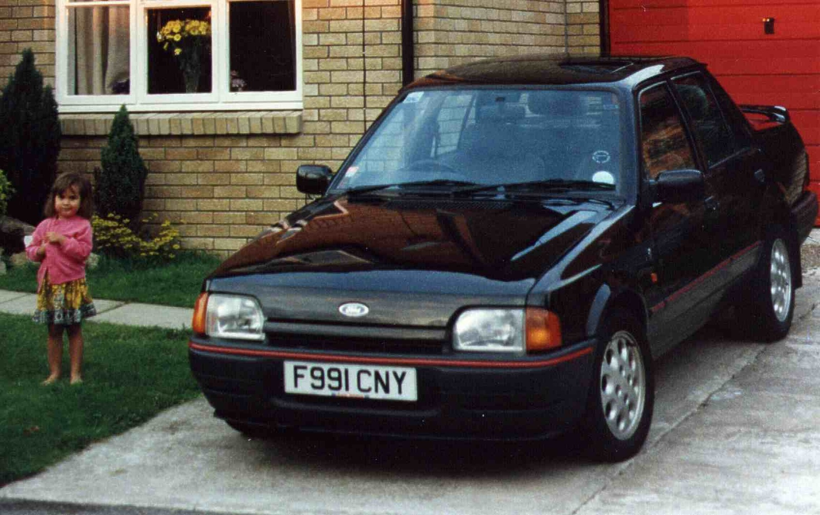 1986 Ford Orion #16