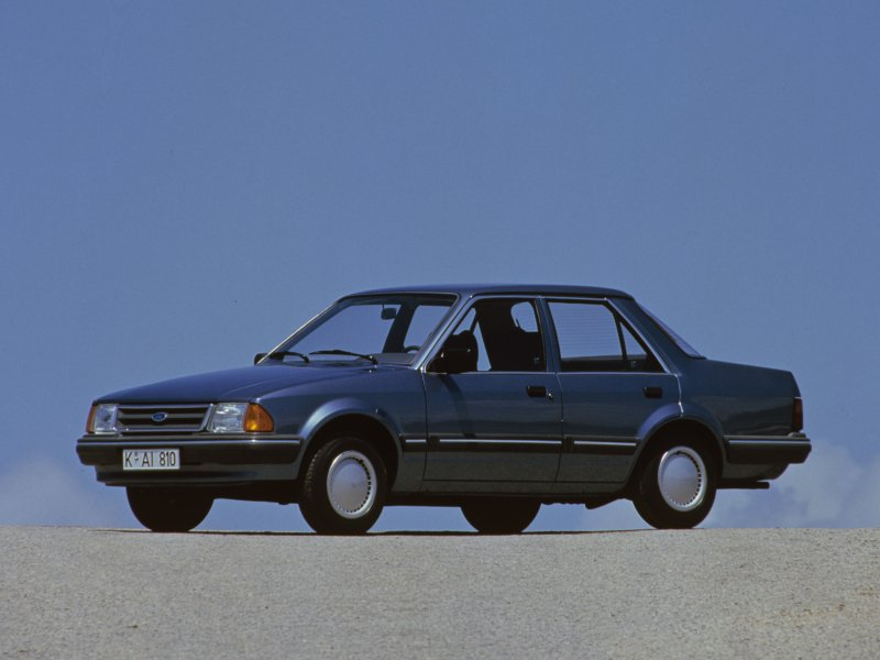 1986 Ford Orion #18