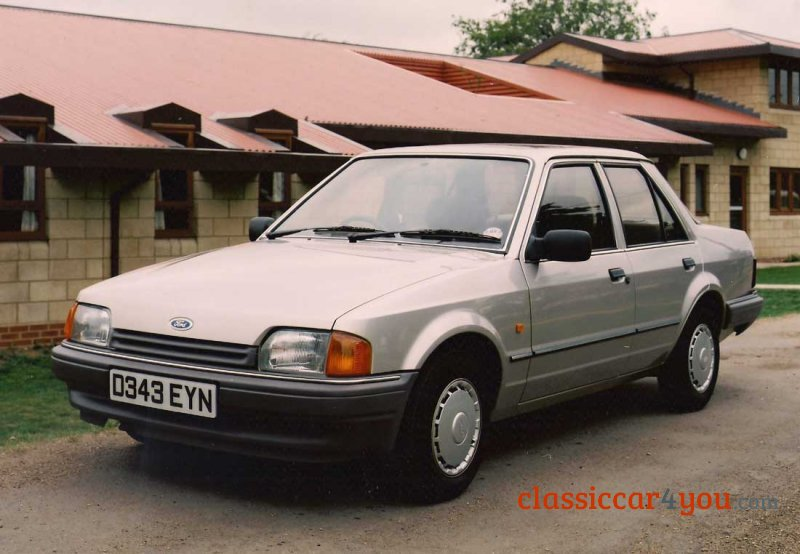 1986 Ford Orion #20