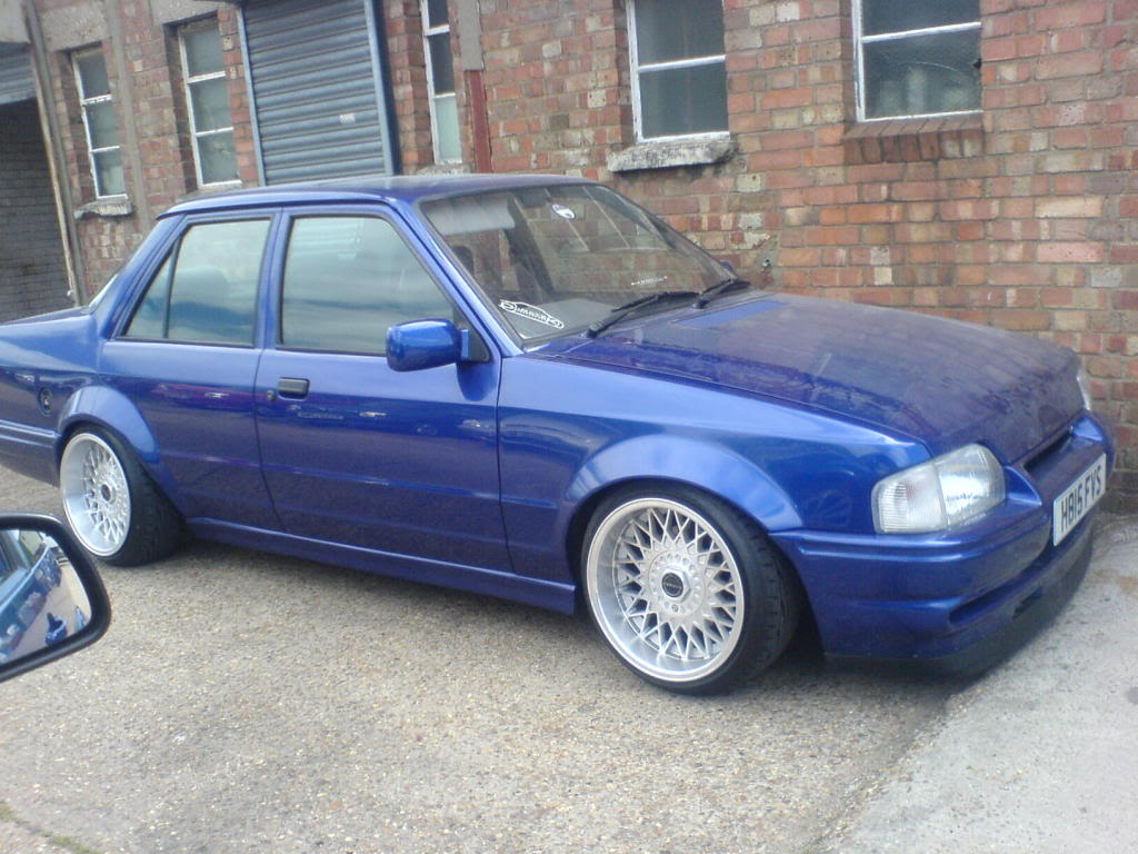 1986 Ford Orion #24