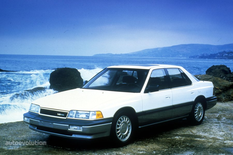 1986 Honda Legend #15