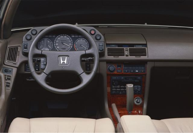 1986 Honda Legend #24