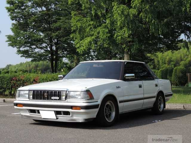 1986 Toyota Crown #14