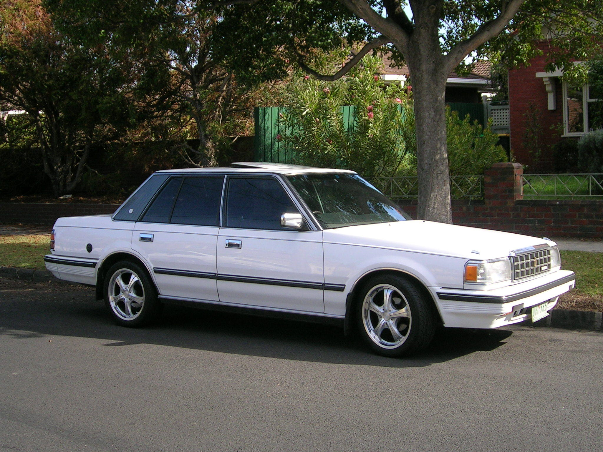 1986 Toyota Crown #13