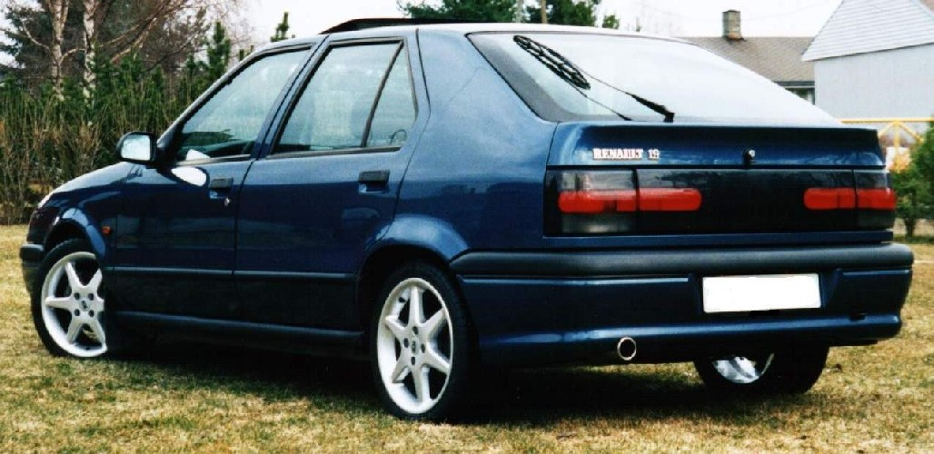 Renault 19 Photos Informations Articles Bestcarmag Com