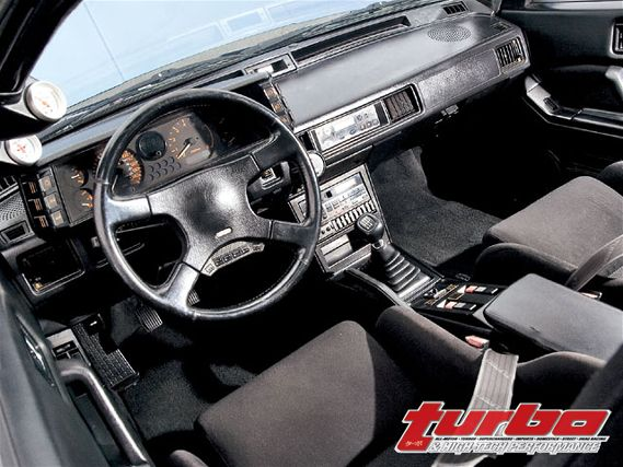 1987 Chrysler Conquest #20