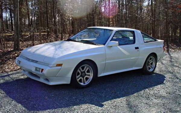 1987 Chrysler Conquest #21