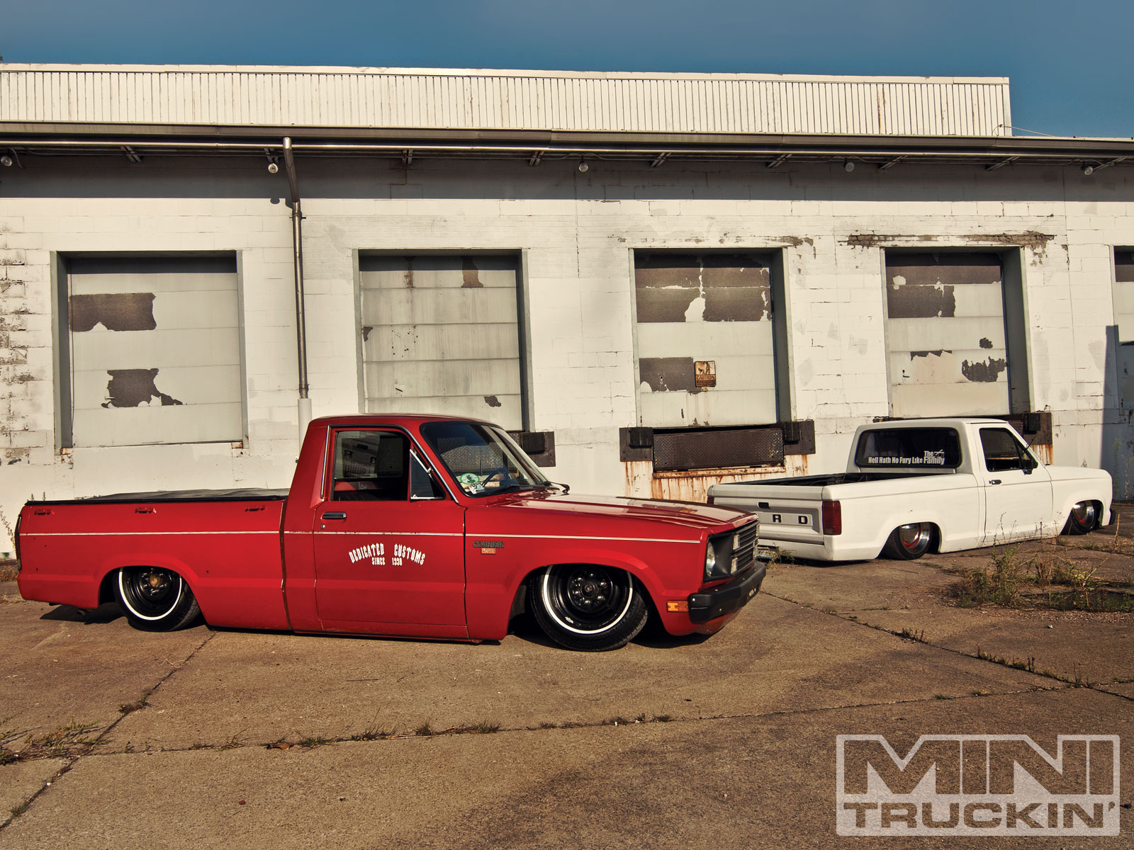 1987 Ford Courier #11
