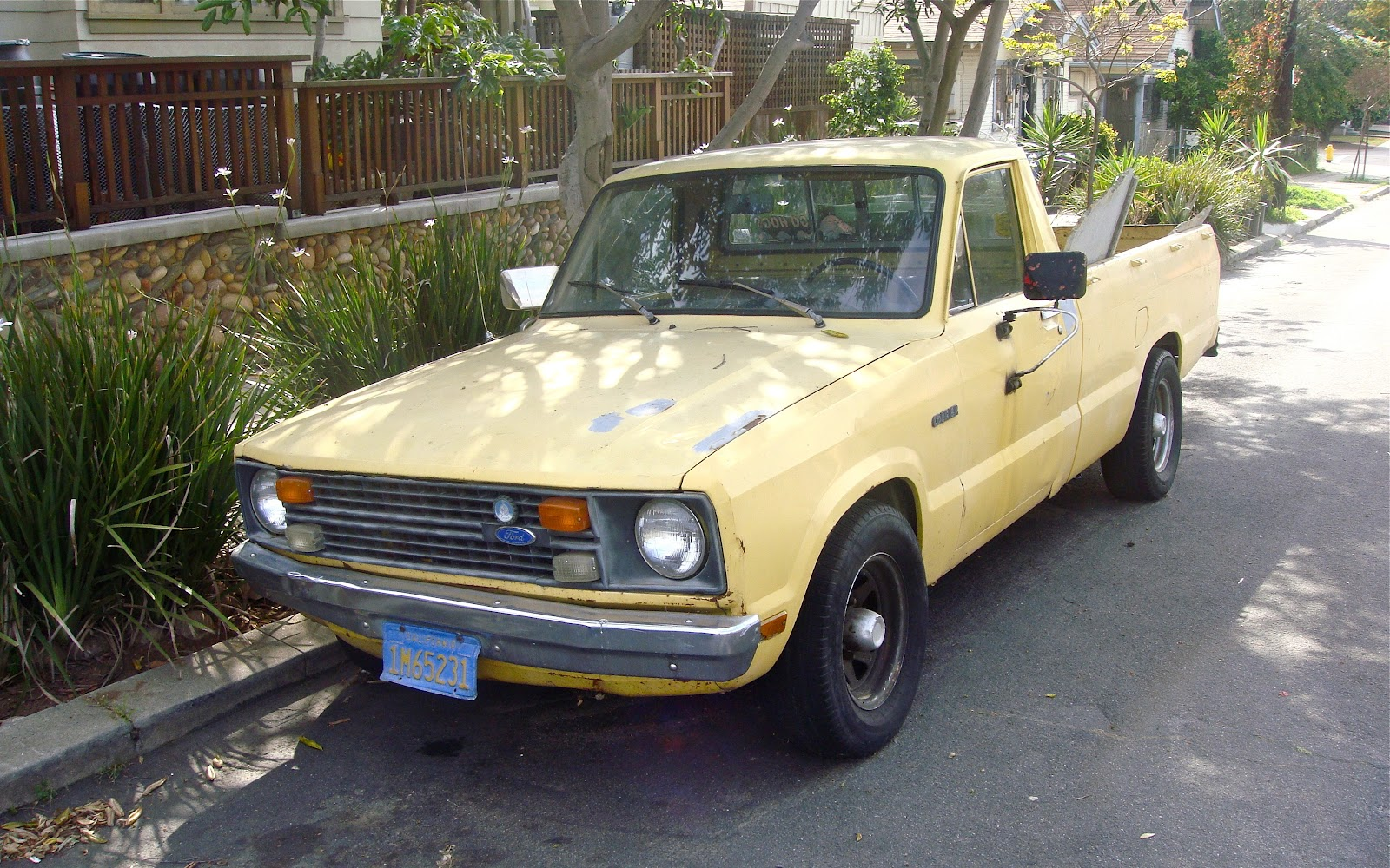 1987 Ford Courier #9