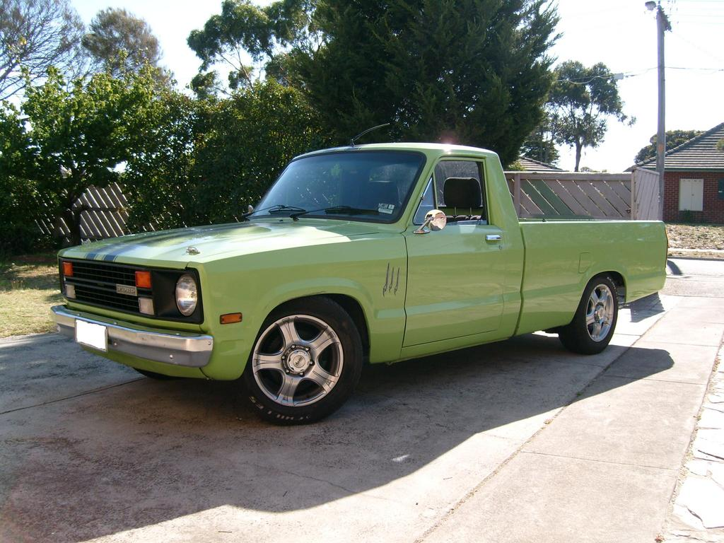 1987 Ford Courier #14