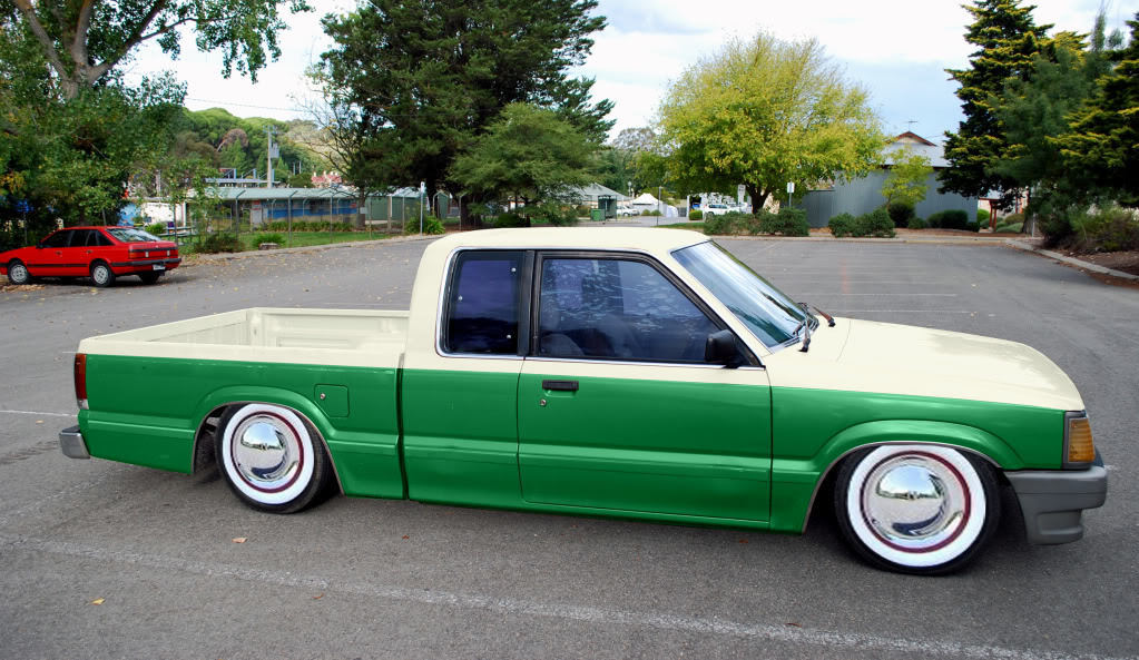 1987 Ford Courier #12