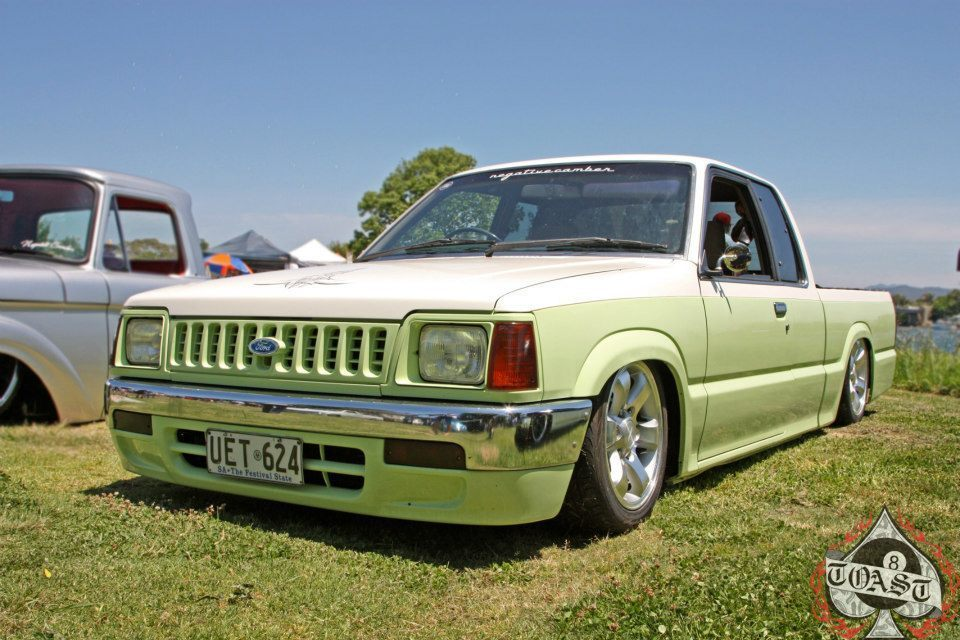 1987 Ford Courier #8