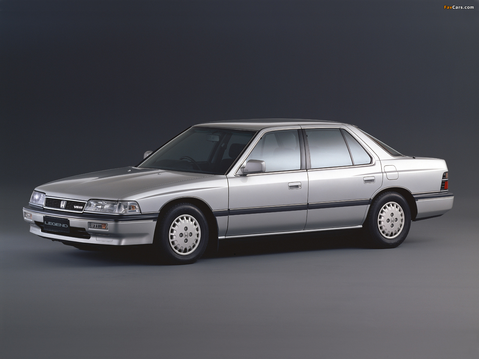 1987 Honda Legend #18