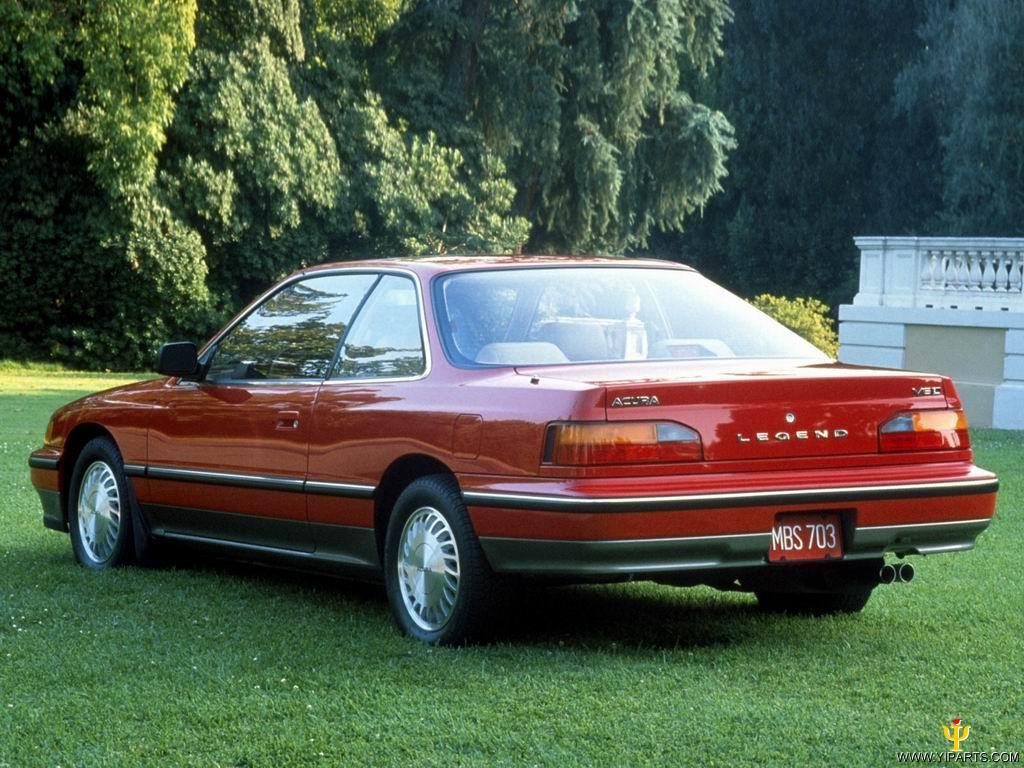 1987 Honda Legend #17