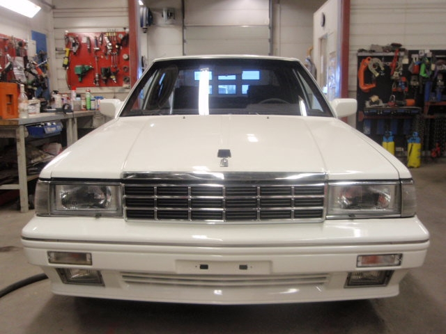 1987 Nissan Laurel #18
