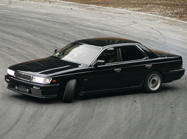 1987 Nissan Laurel #17
