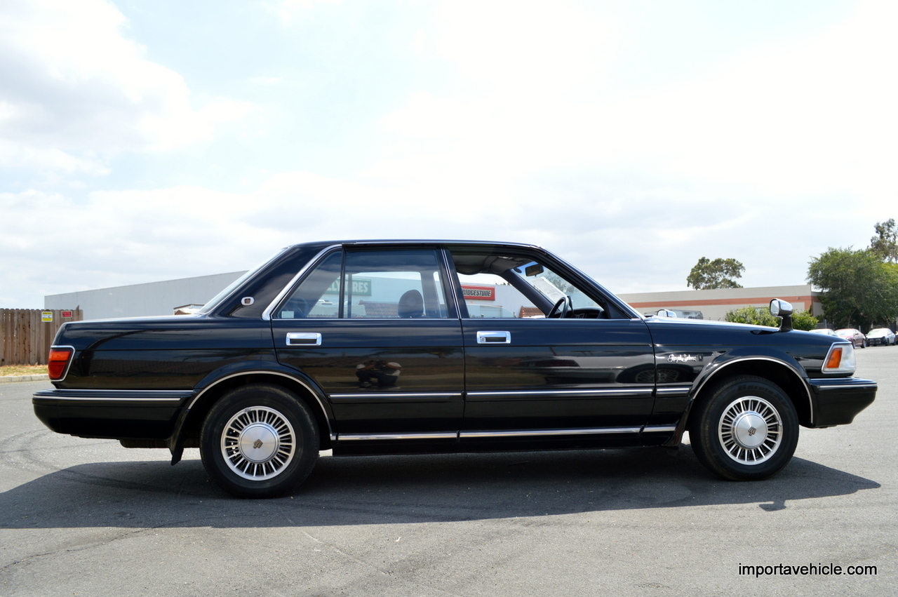 1987 Toyota Crown #16