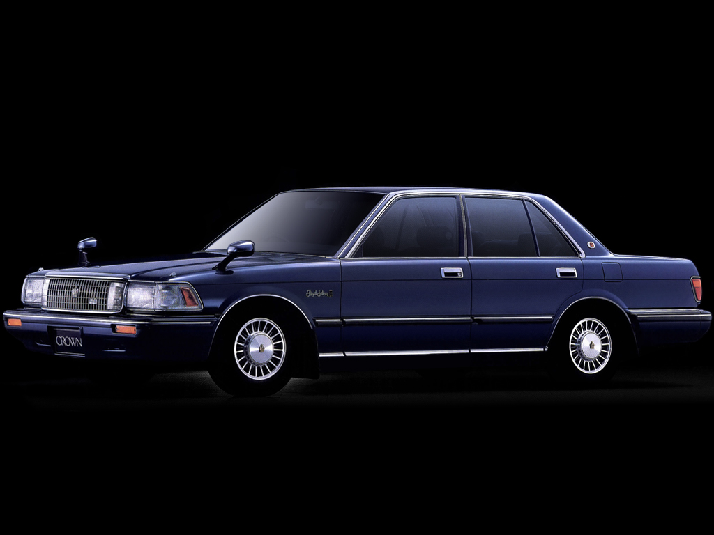 1987 Toyota Crown #18