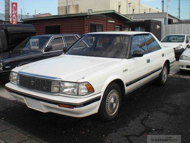 1987 Toyota Crown #17