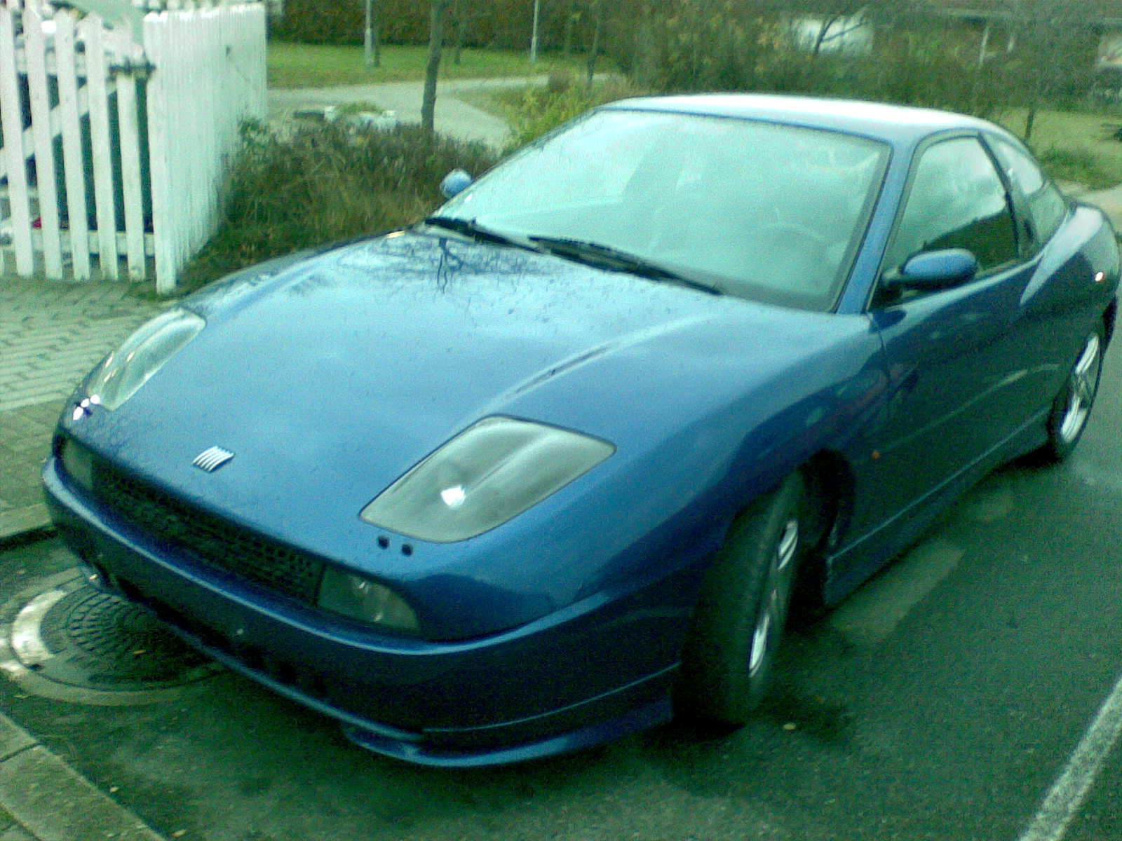 1999 Fiat Coupe #8