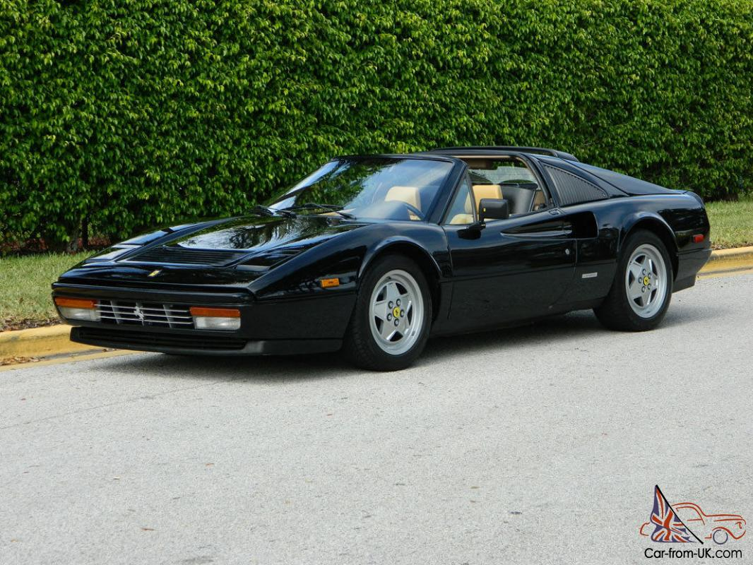 1988 ferrari 328 gts photos, informations, articles - bestcarmag