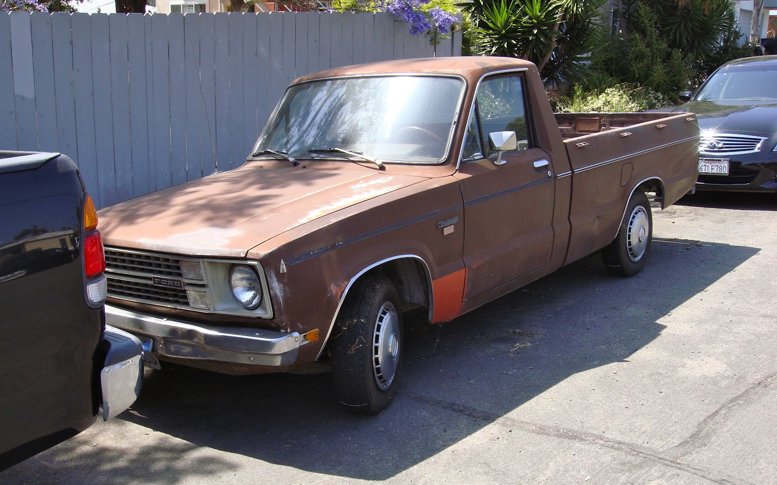 1988 Ford Courier #14