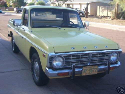 1988 Ford Courier #15