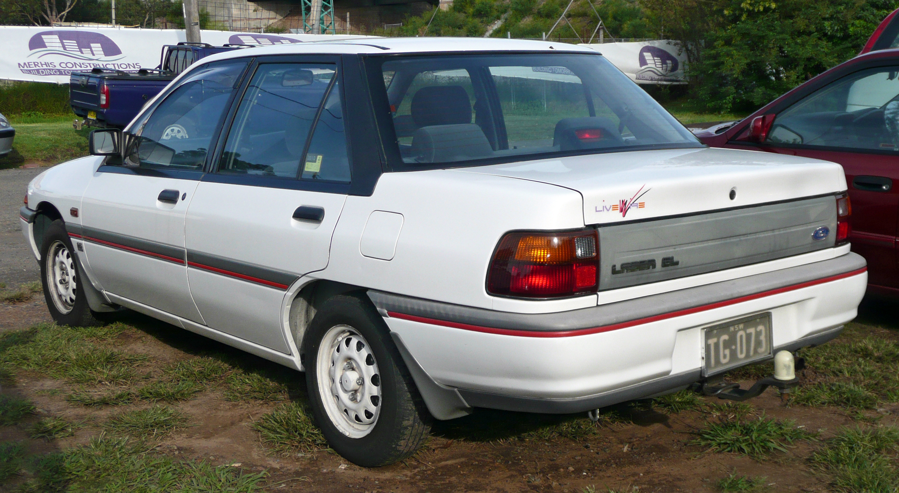 1988 Ford Meteor #22