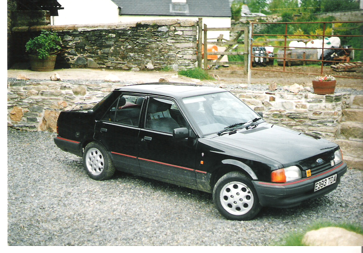 1988 Ford Orion #14
