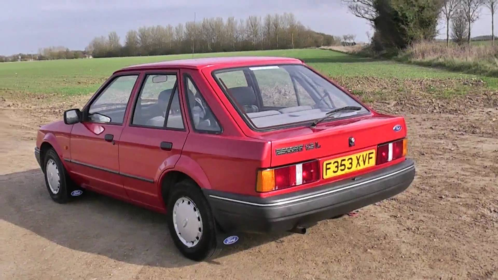 1988 Ford Orion #13
