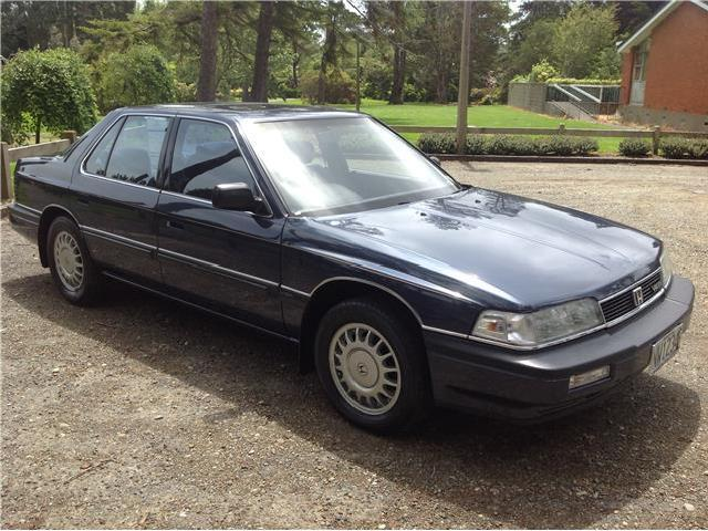 1988 Honda Legend #20