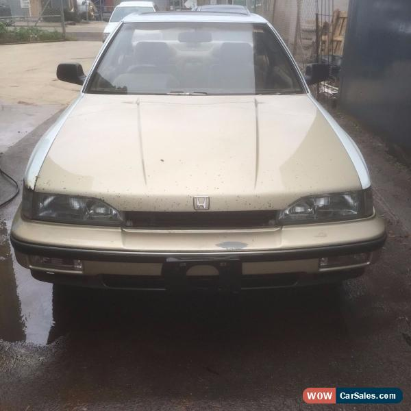 1988 Honda Legend #21