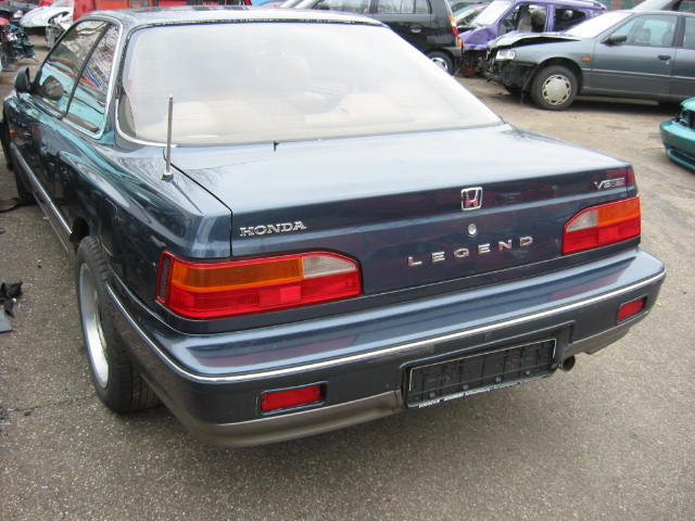 1988 Honda Legend #19