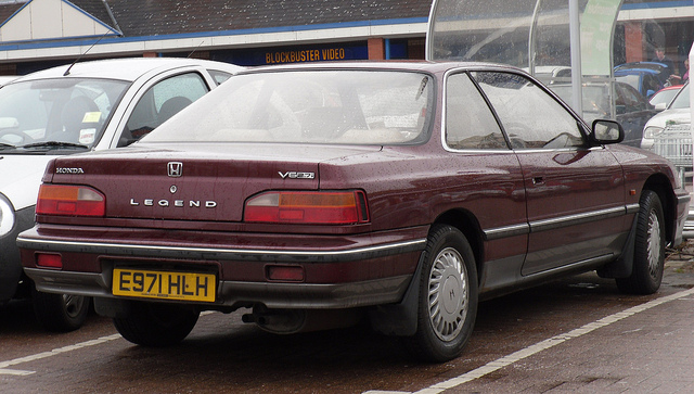 1988 Honda Legend #16