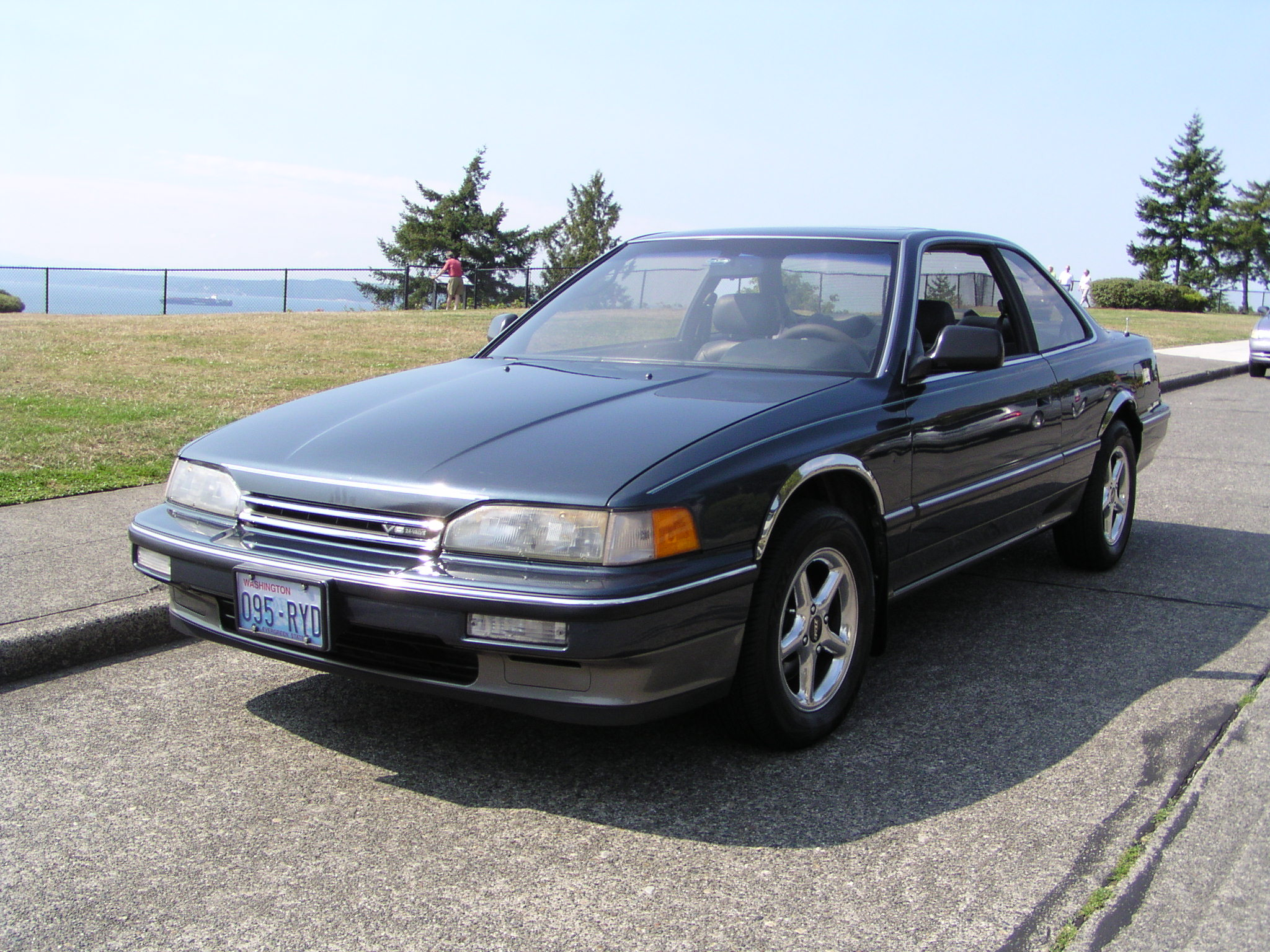 1988 Honda Legend #23