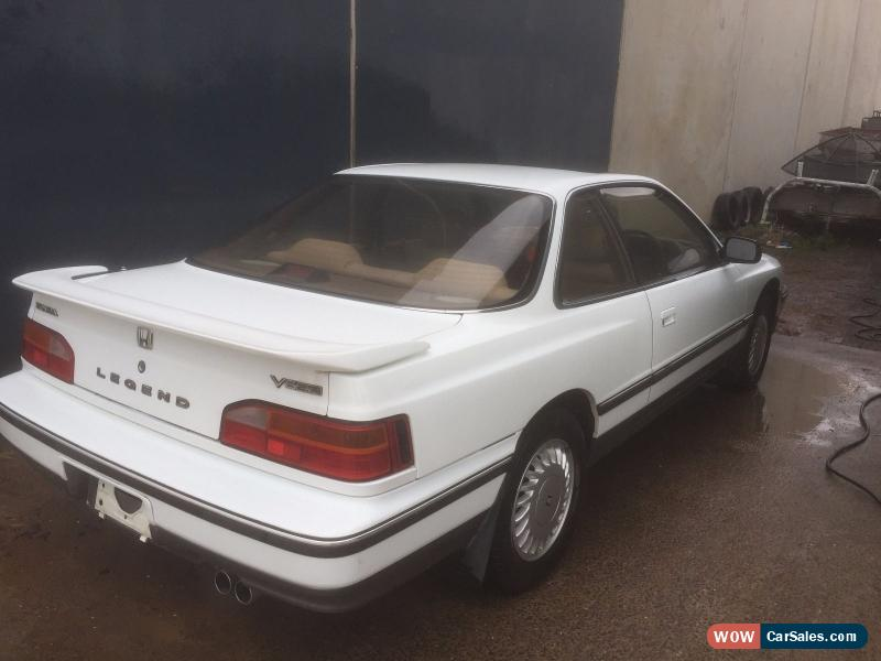 1988 Honda Legend #18