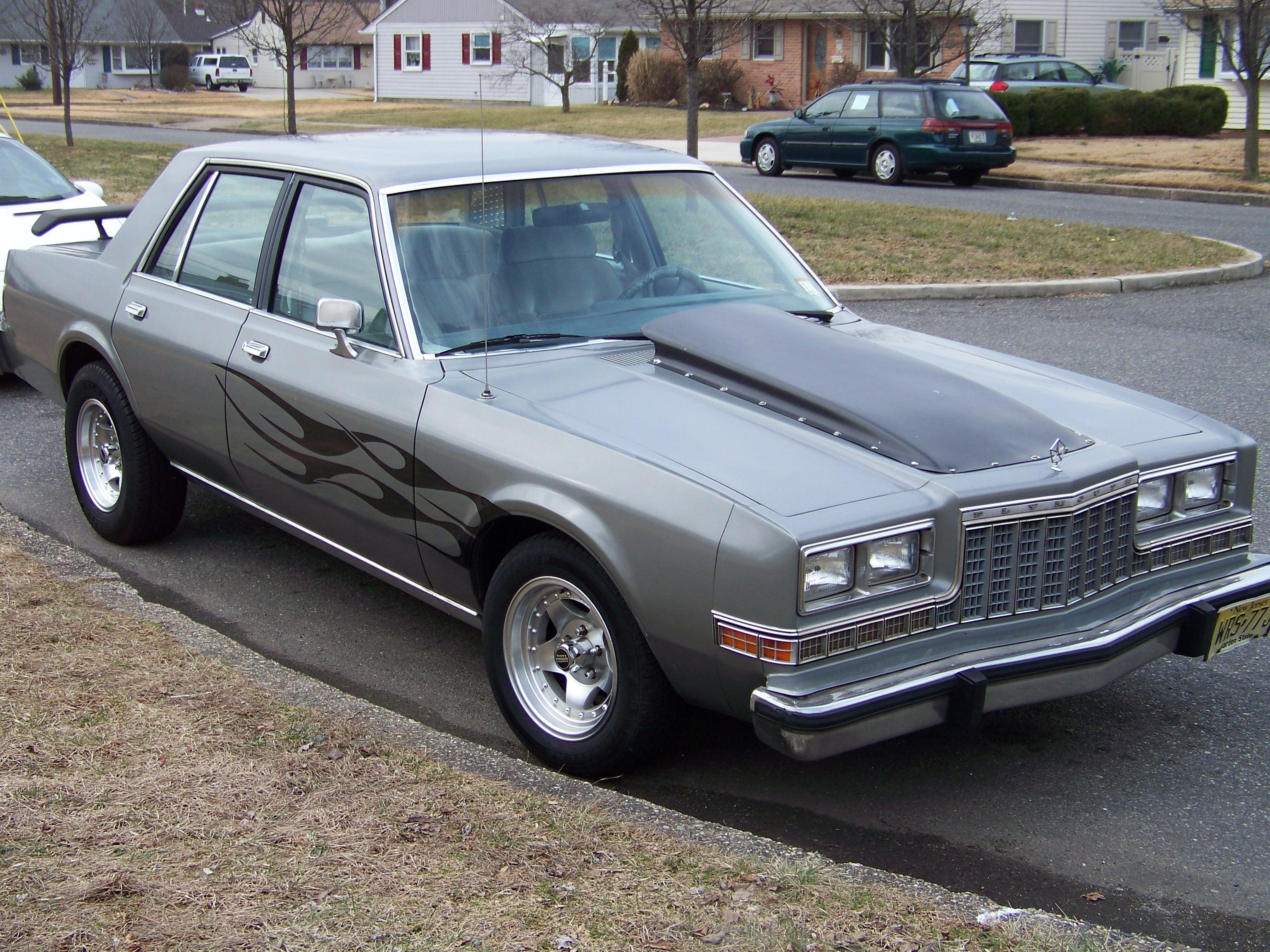 1988 Plymouth Gran Fury #17