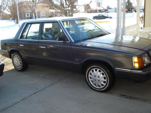 1988 Plymouth Reliant #16