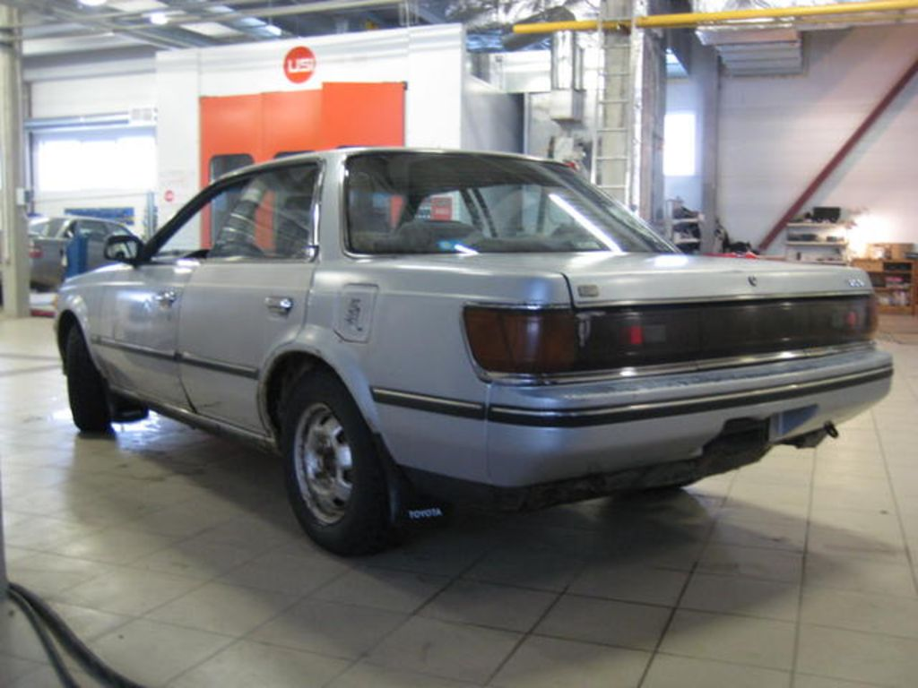 1988 Toyota Carina Photos Informations Articles Bestcarmag Com