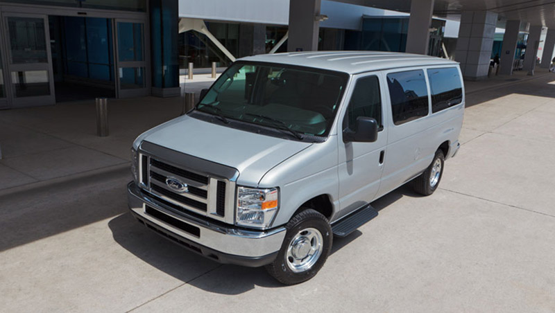 2013 Ford E-series Van #3