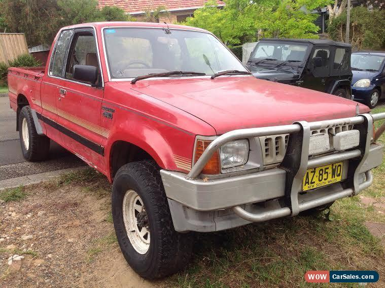 1989 Ford Courier #11