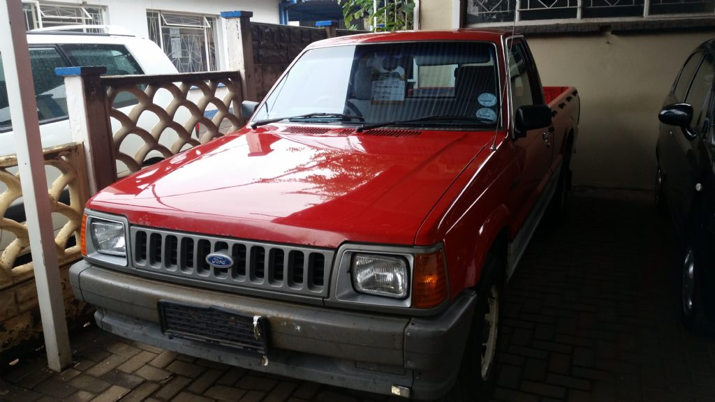 1989 Ford Courier #10