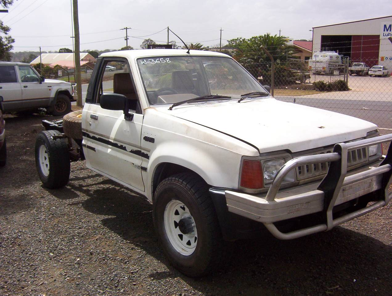 1989 Ford Courier #12