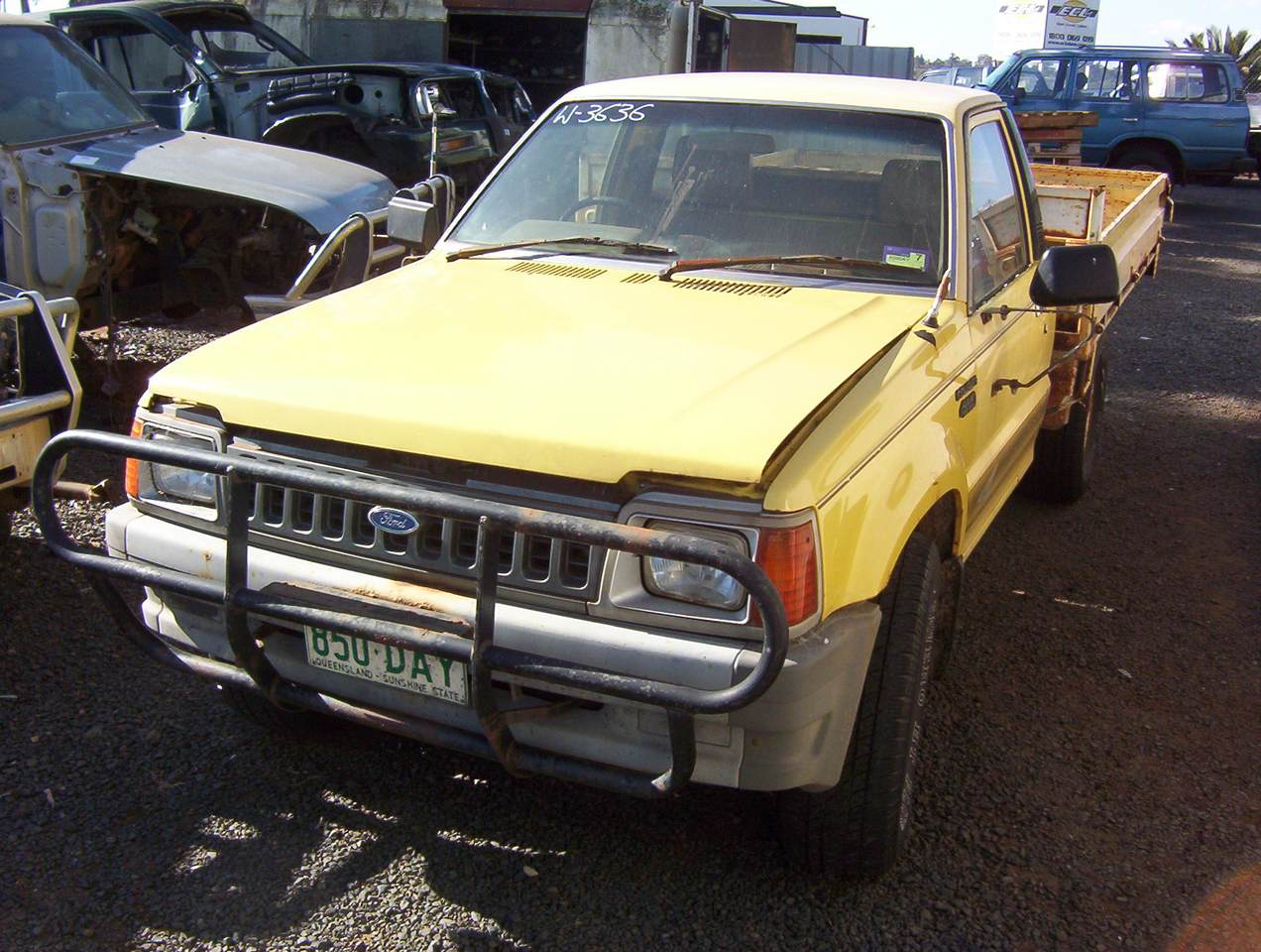 1989 Ford Courier #13