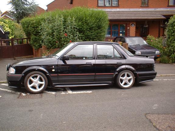 1989 Ford Orion #16