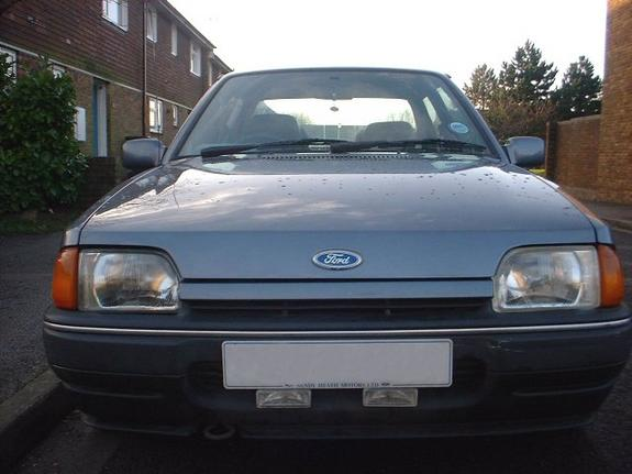 1989 Ford Orion #15