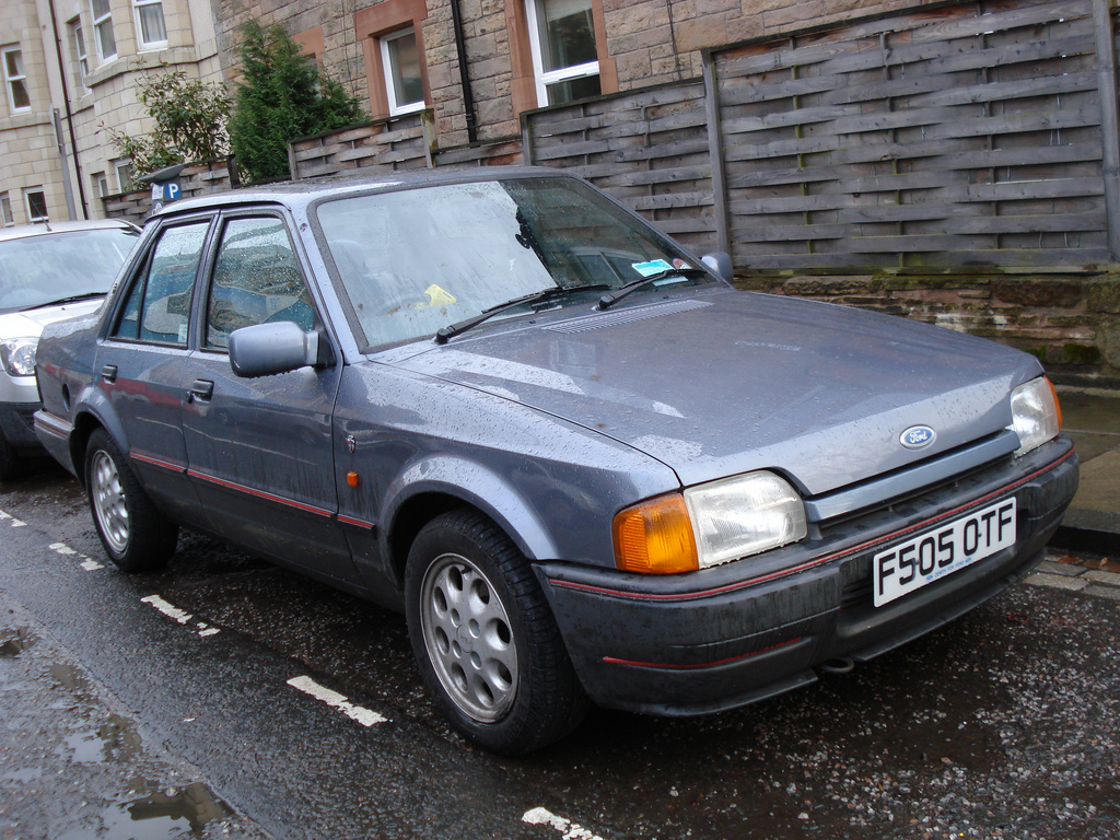 1989 Ford Orion #13