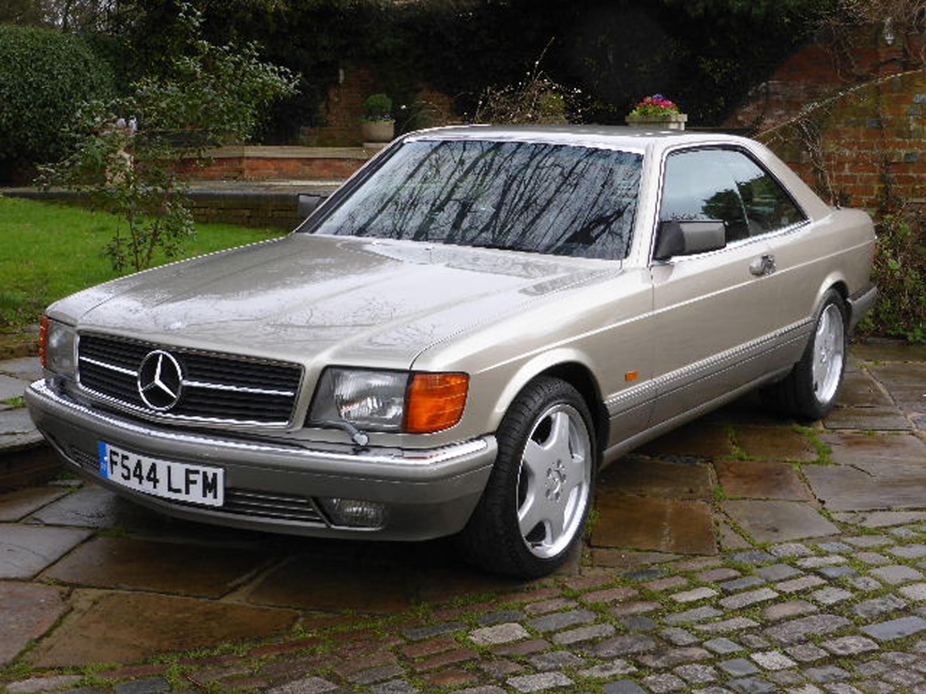1989 mercedes benz 500 photos informations articles for 500 mercedes benz