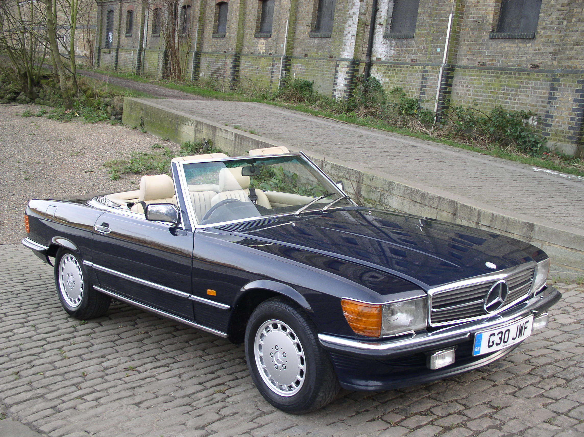 1989 Mercedes-Benz SL #20