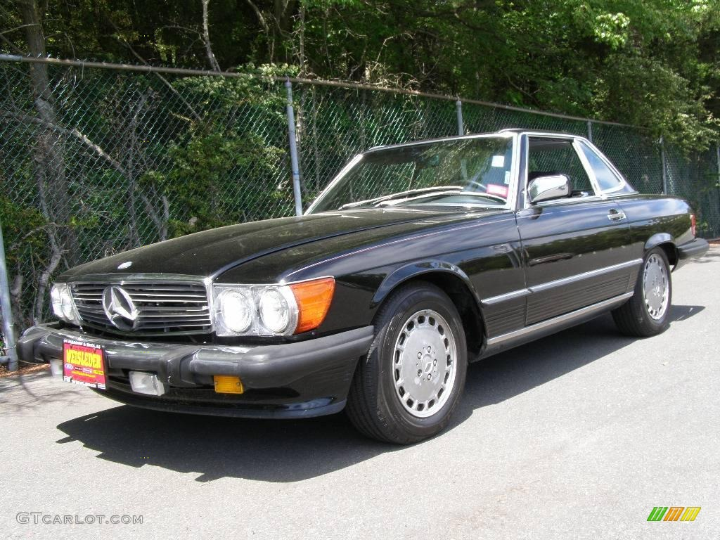 1989 Mercedes-Benz SL #19